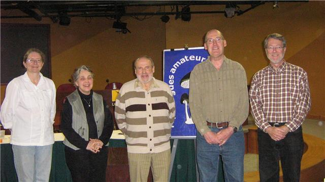 Le conseil 2009.